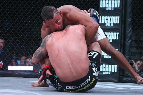Ben Killa B Saunders MMA Stats, Pictures, News, Videos