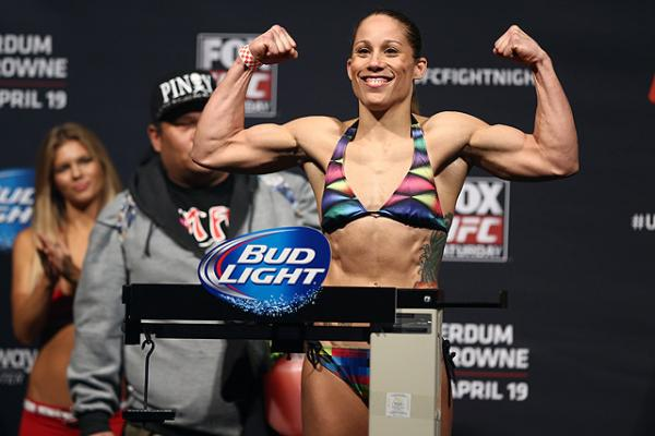 ufc 191 update liz carmouche to clash with raquel pennington in las