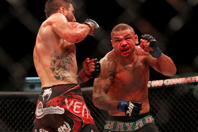 UFC Fight Night Results: 'Cond...