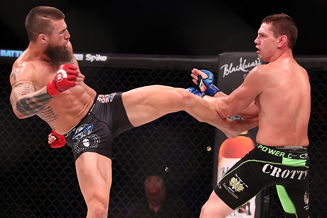 Marc The Spartan Stevens MMA Stats, Pictures, News