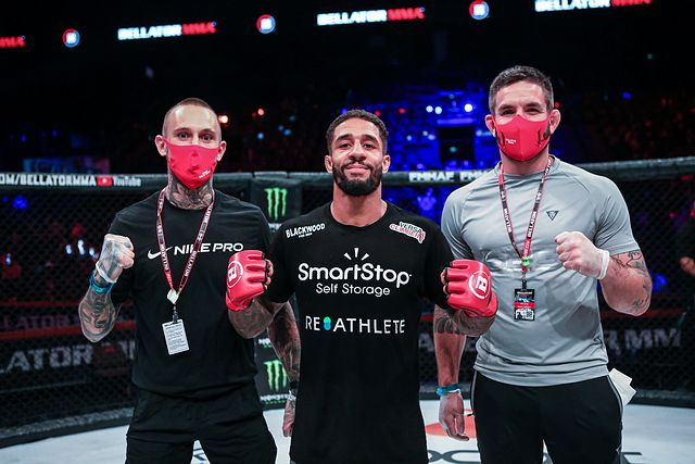 Saul Rogers (The Hangman) | MMA Fighter Page | Tapology