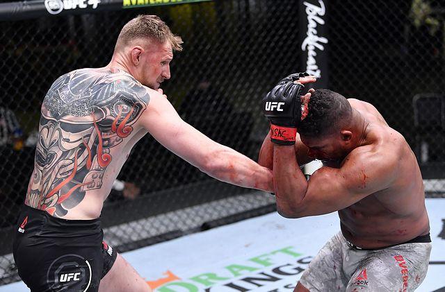 "Alexander ""Drago"" Volkov MMA Stats, Pictures, News, Videos, Biography -  Sherdog.com"