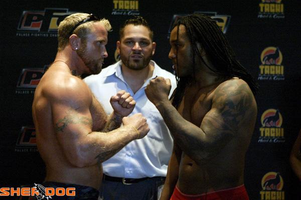 """Dewey """"Black Cobra"""" Cooper MMA..."""